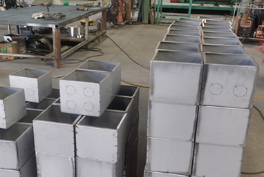不锈钢材料加工